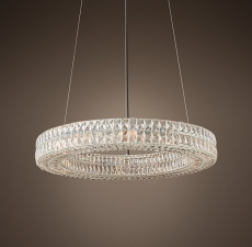 Люстры Restoration Hardware Spiridon Ring Chandelier 32