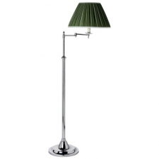 Торшеры Besselink & Jones Smartie Major swing arm floor lamp, with reeded centre, polished chrome