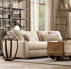 Диваны Restoration Hardware Maxwell Upholstered Sofa